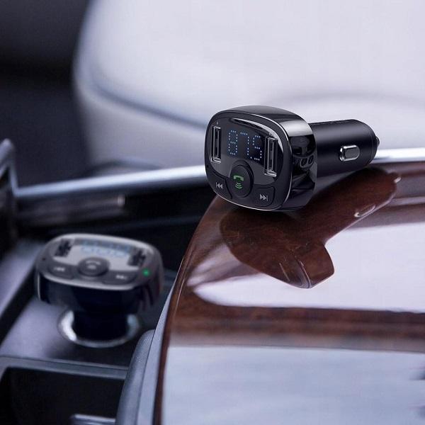FM transmitter for car audio system