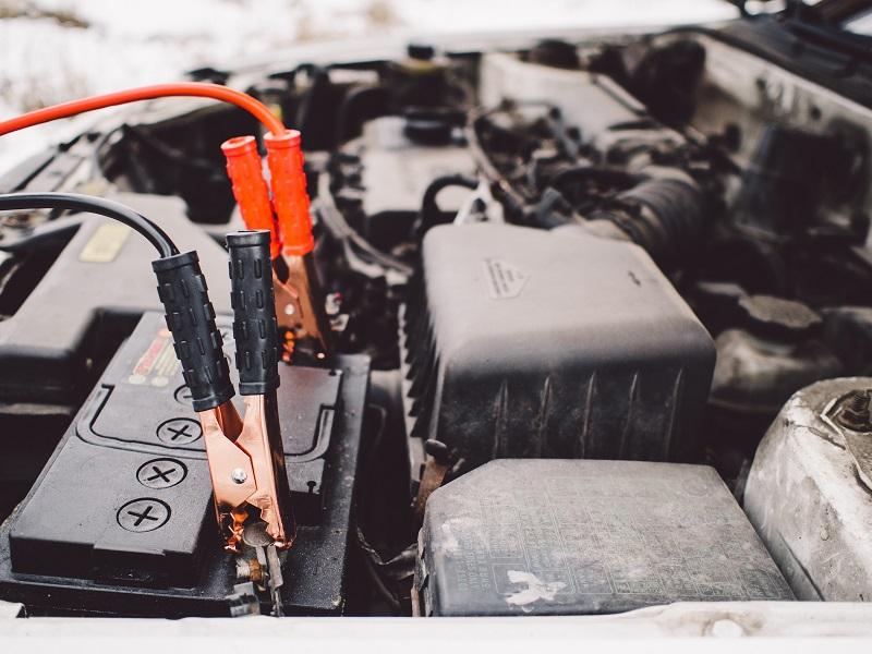 Car parts: Car battery