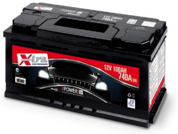 Car battery Xtra